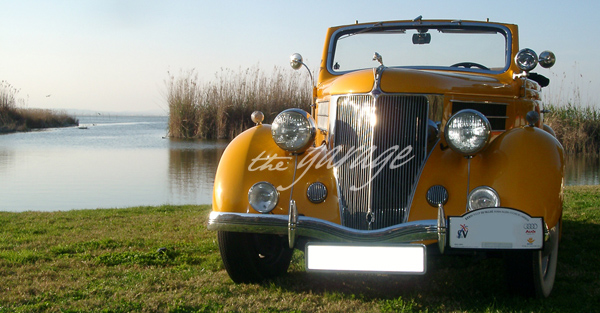 Ford 68 V8 - Año 1936 - Categoria Evento Platinum