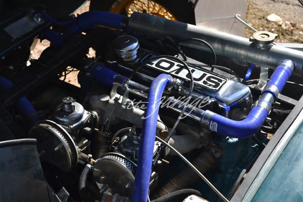 Lotus MK11 - Año 1956 - Categoria Evento Platinum