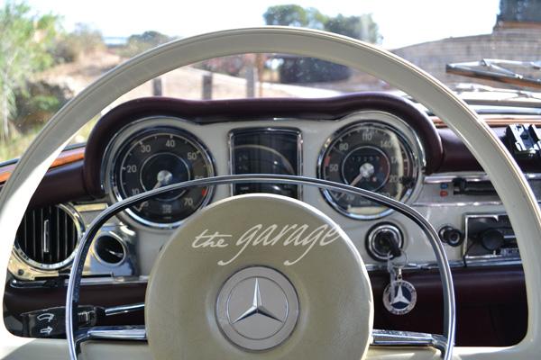Mercedes Benz 280 SL Pagoda - Año 1967 - Categoria Evento Gold