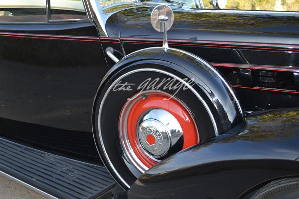 Packard Eight 120 - Año 1936 - Categoria Evento Platinum