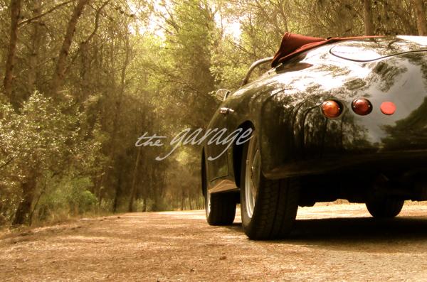 Porsche 356 Speedster  - Año 1956 - Categoria Evento Gold