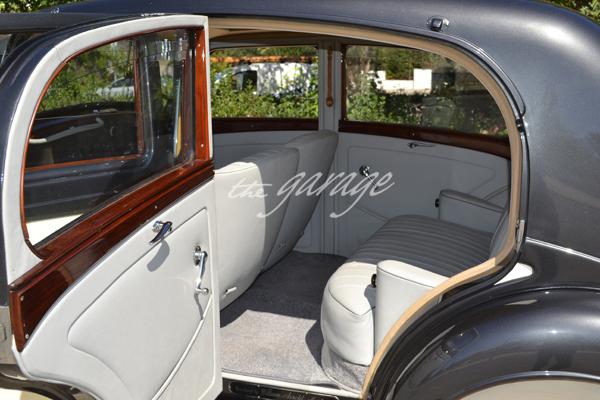 Rolls Royce 20/25 - Año 1936 - Categoria Boda Platinum