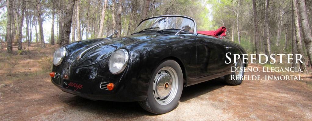 Porsche 356 Speedster (1956)