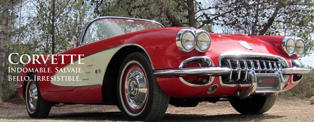 Chevrolet Corvette C1 (1960)