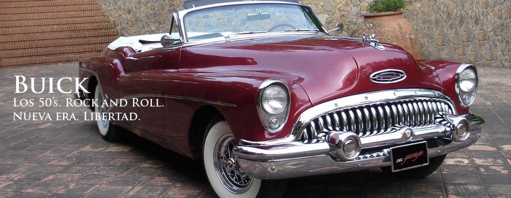 Buick Roadmaster Skylark (1953)
